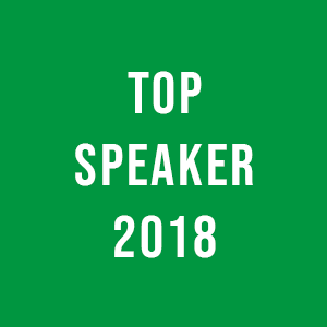 Top Speaker der Manage Agile 2018