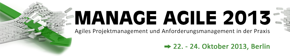 Logo Manage Agile 2013